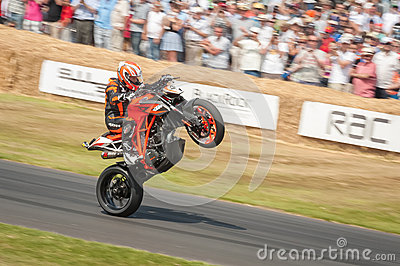 McWilliams KTM Editorial Photography