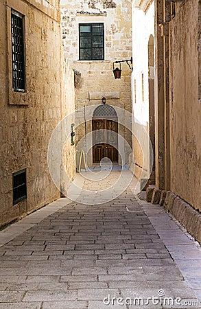 Mdina - silent city of Malta