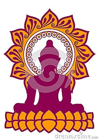 Méditation - Bouddha - Fleur De Lotus Image stock - Image: 29319761