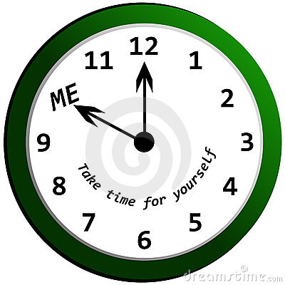 Me Time Stock Image - Image: 15097441