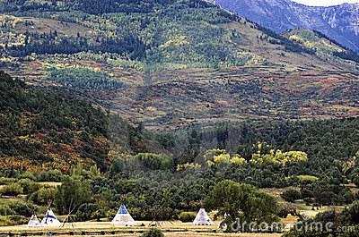 Meadow Teepees