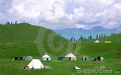 Meadow in Xinjiang-5