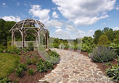 Meadowlark Botanical Garden Virginia