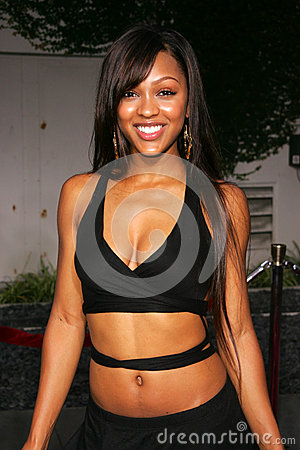Meagan Good Editorial Stock Image