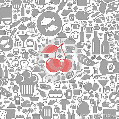 Free Meal Background Royalty Free Stock Photos - 27567808