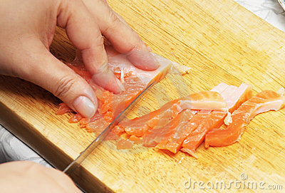 Meal cutting