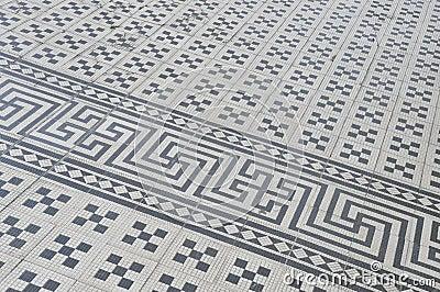 Meander Vintage ceramic tiles