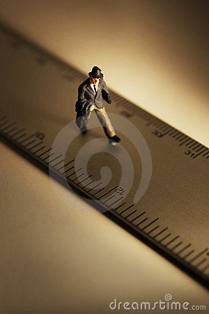 Free Measure Of A Man Royalty Free Stock Image - 509866