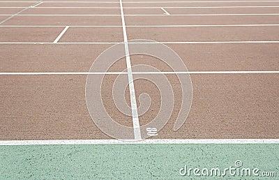 Measure Running Track