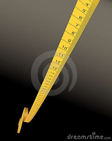 Measure tape - cm