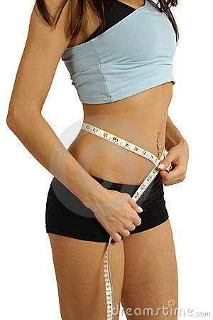 Free Measure Waistline Stock Image - 5922771