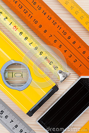 Measurement tools background