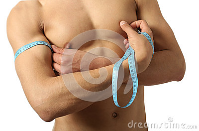 Measuring Biceps