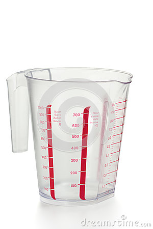 Free Measuring Cup Stock Image - 28386541