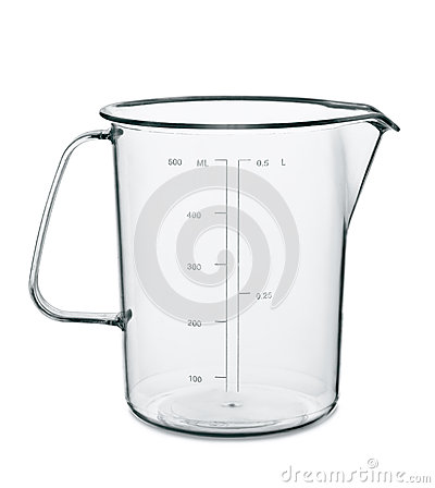 Free Measuring Cup Royalty Free Stock Photography - 45885957