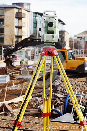Measuring instrument, total-station equipment