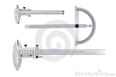 Measuring instruments.