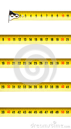 Free Measuring Tape Stock Photography - 27419252