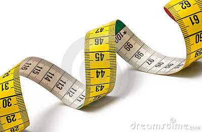 Measuring Tape Spiral