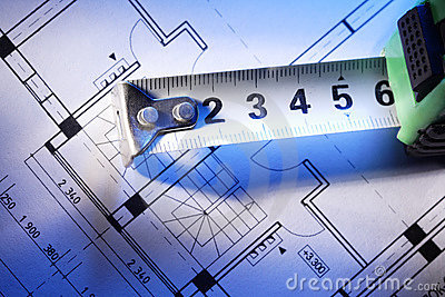 Measuring tool and draft