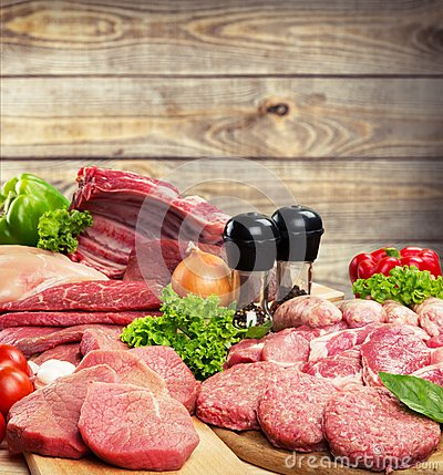 Free Meat Stock Photography - 62454712