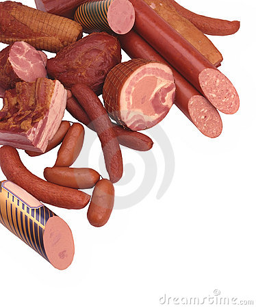 Free Meat Delicacies Stock Image - 1712141