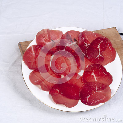 Meat delicatessen