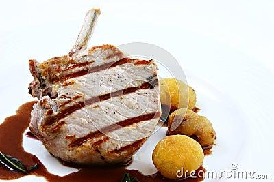 Meat fillet