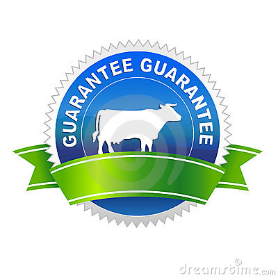 Meat food quality label