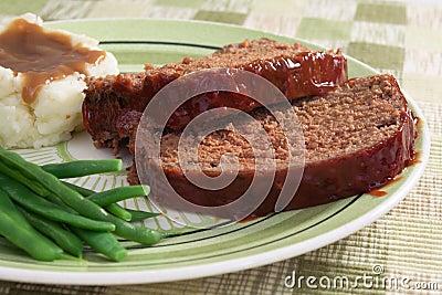 Meat Loaf for Supper