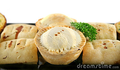 Meat Pies And Sausage Rolls