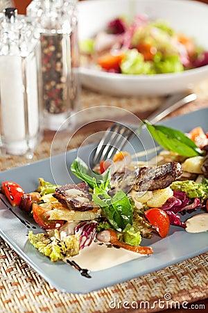 Meat Salad