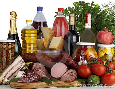 Meat variety of Food Produce