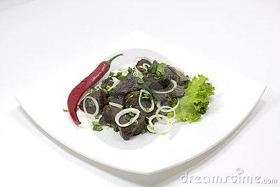 Meat and verdure