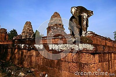Mebon angkor восточное