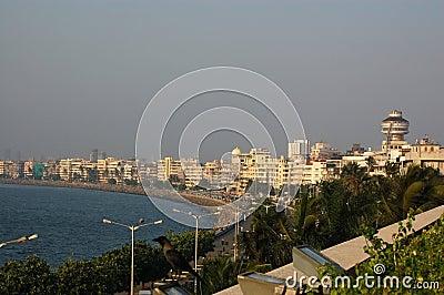 Mecanismo impulsor marina, Mumbai