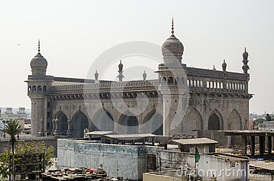 Mecca Masjid Mosque, Hyderabad