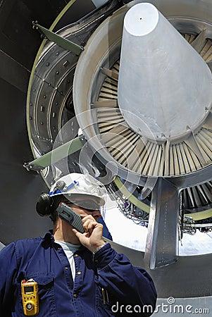airplane mechanic with large jet engine turbine stock photography image 36710932 turbine engine mechanic