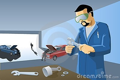 Mechanic s Workshop