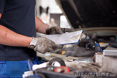 Mechanic Service Order