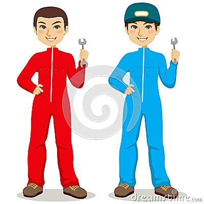 Mechanic Twins
