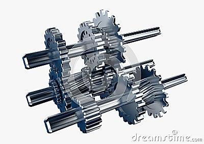 Mechanical Engine