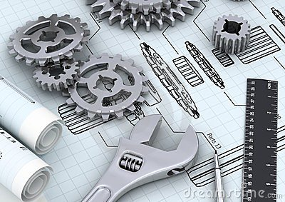 Mechanical Engineering concept
