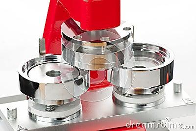 Mechanical hand press