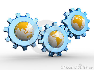 Mechanism Royalty Free Stock Photo - Image: 23261855