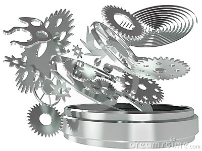 Mechanism chronometer
