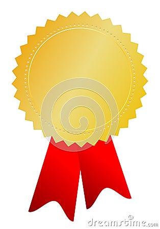 Medaglia di oro