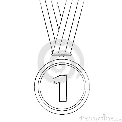 Medal Stock Vector - Image: 51725463