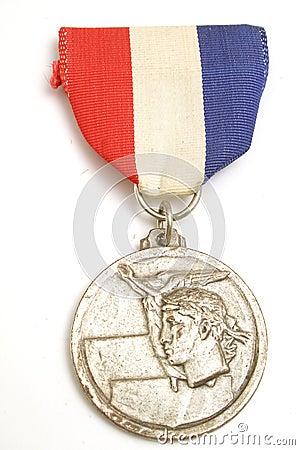 Free Medal Upclose Royalty Free Stock Photos - 2356978