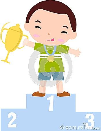 Medalha do miúdo